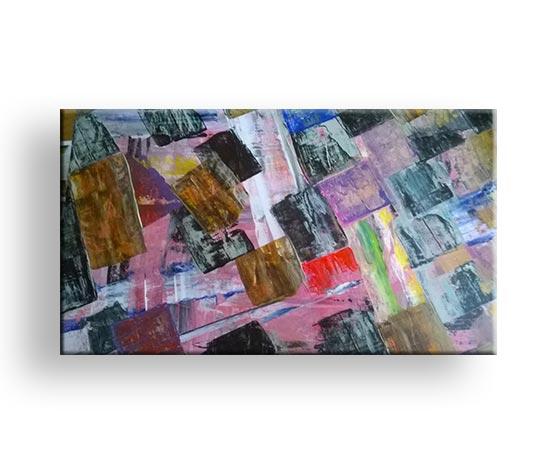 Acryl Gemälde von Charly Walter Künstler Schwarzwald Baar Kreis
