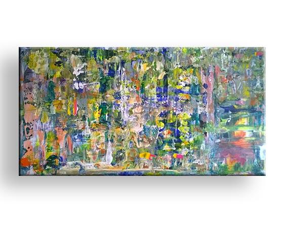 Acryl Gemälde von Charly Walter Künstler aus Villingen