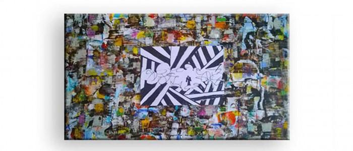 Titel Transformer - Acryl Bild von Charly Walter VS-Schwenningen